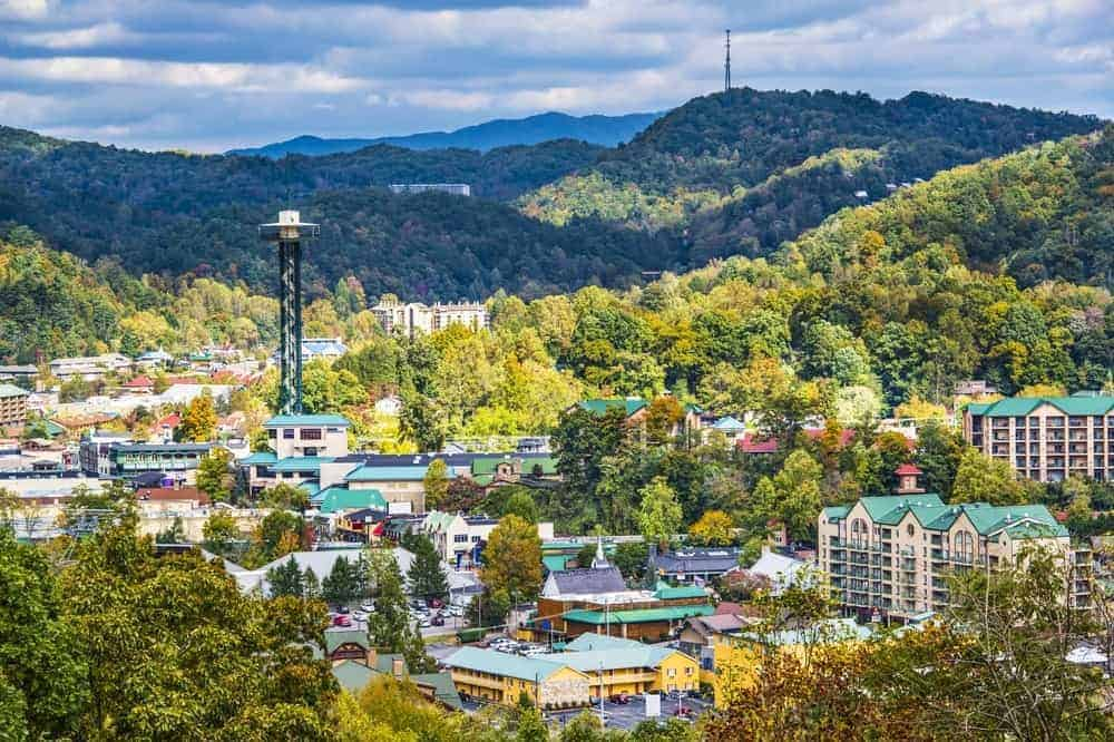 Image result for Gatlinburg city overview