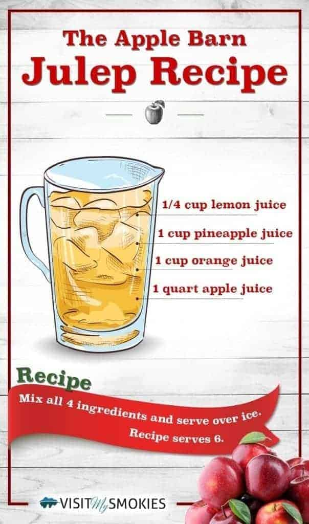 The Apple Barn Julep Recipe