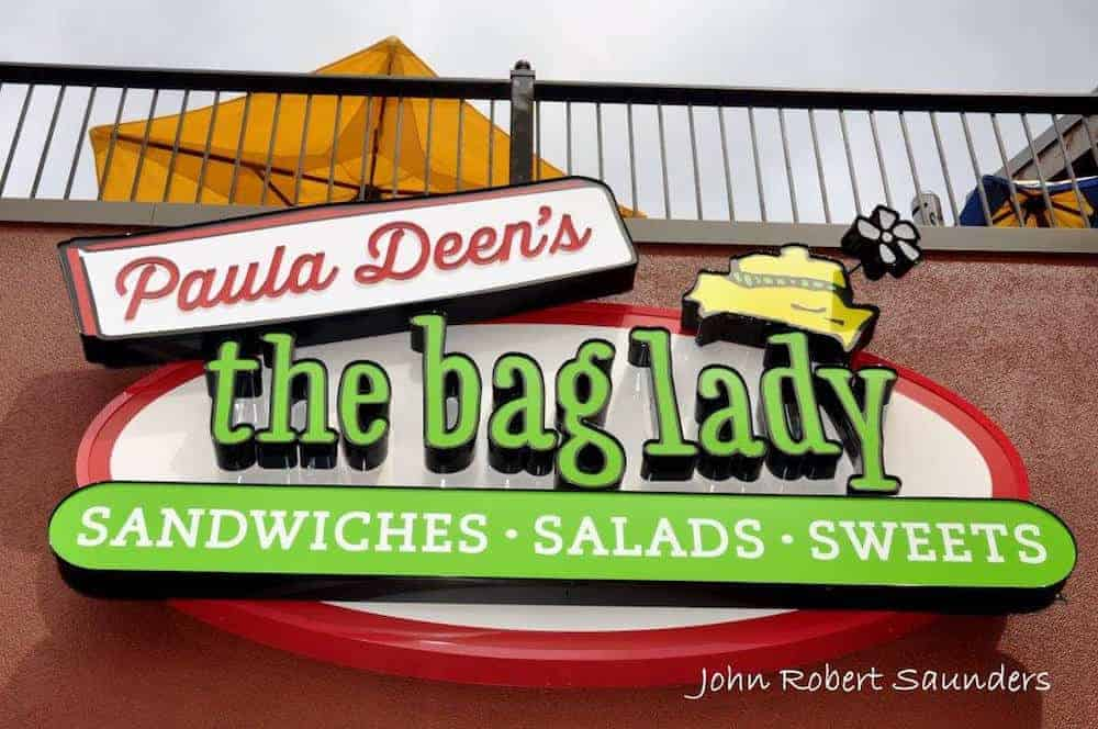 Paula Deen S The Bag Lady Opens At The Island In Pigeon Forge