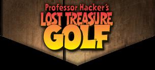 Professor Hacker's Lost Treasure Golf