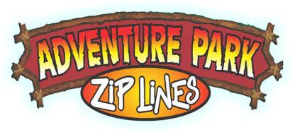 Adventure Park Ziplines at Five Oaks