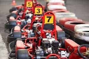 go karts in Pigeon Forge