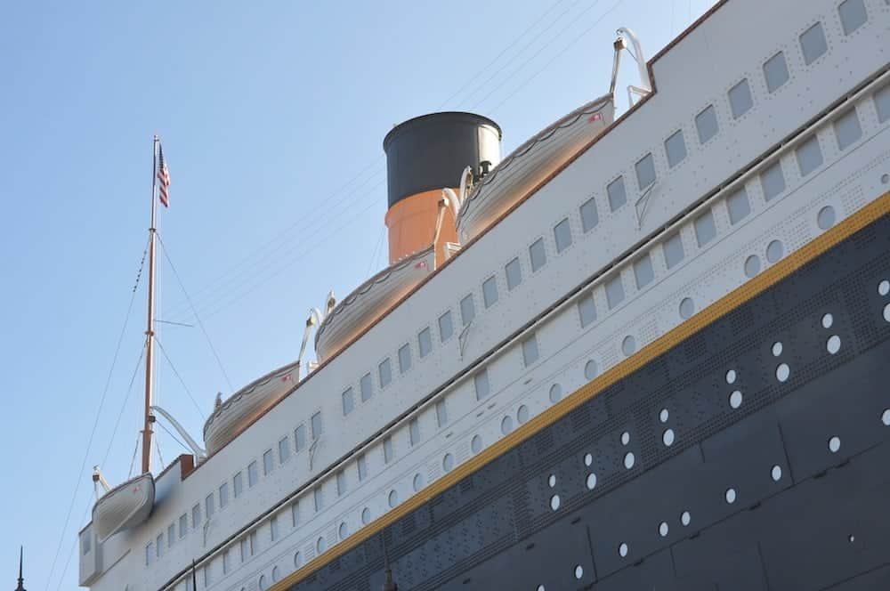Inside Look The Titanic Museum Pigeon Forge Tn Visit My