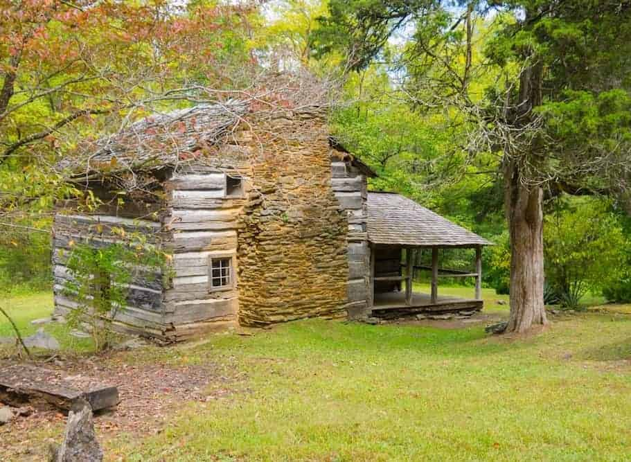 The strange history of the walker sisters in the smoky for Cabin cabin nel smokies gatlinburg tn