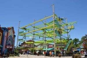 The Island Ropes Course