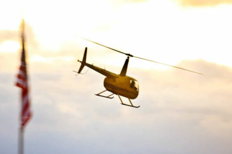 Scenic Helicopter Tours - Pigeon Forge