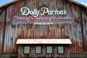Dolly Parton Smoky Mountain Adventures theater