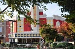 the forge cinemas in pigeon forge