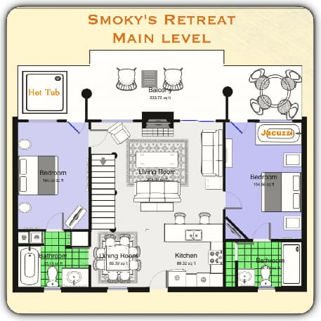 Smoky's Retreat of Pigeon Forge