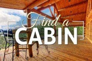 find a cabin banner