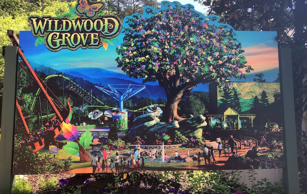 All the Details: Wildwood Grove Expansion at Dollywood Now Open
