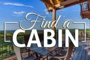 find a cabin in Pigeon Forge