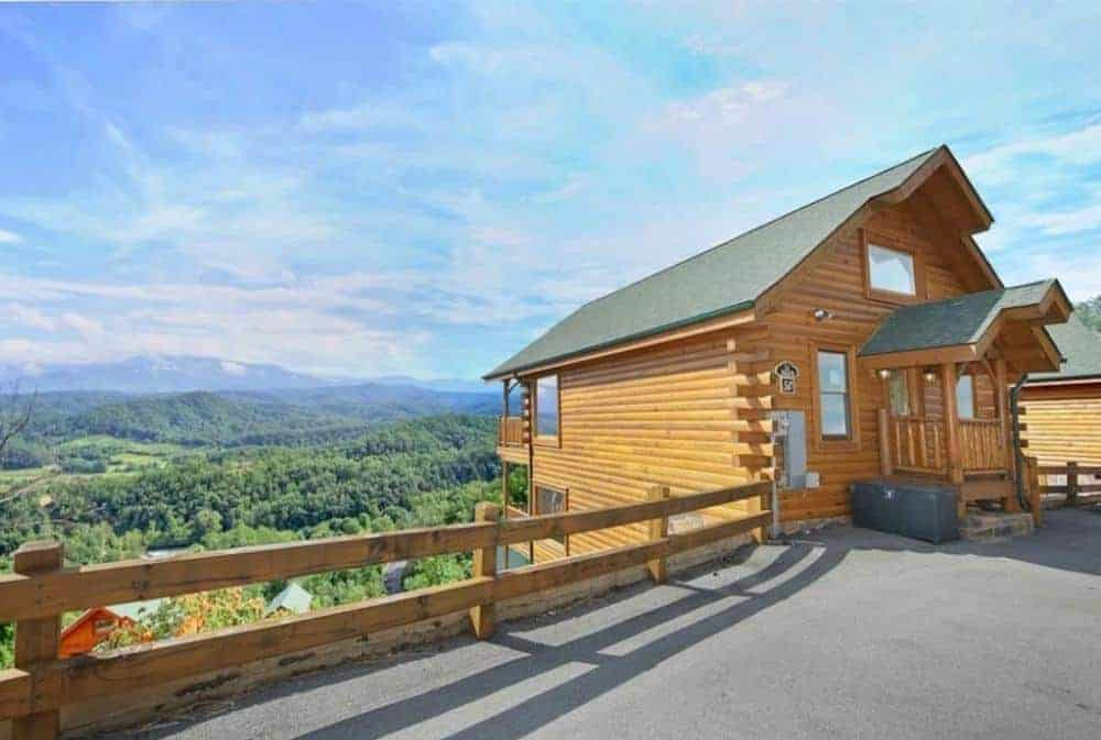 Bella Vista cabin in Pigeon Forge