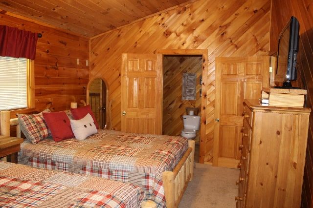 Rustic Relaxation Lodge