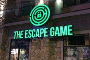 the escape game pigeon forge at the island