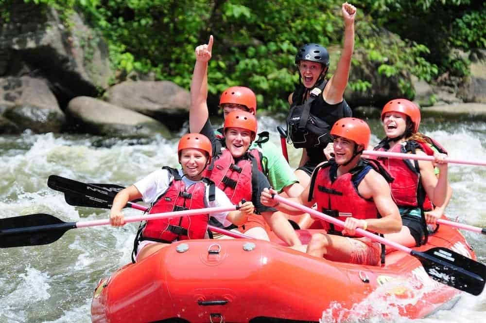 Save 30% - Smoky Mountain Outdoors - White Water Rafting