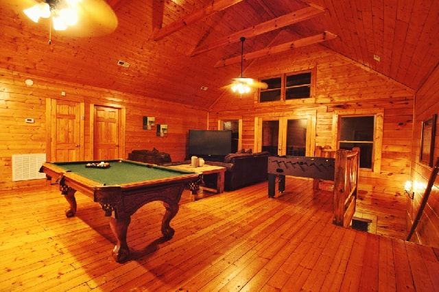 The Lodge at Caney Creek