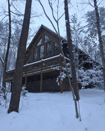 Rambler's Rest Cabin