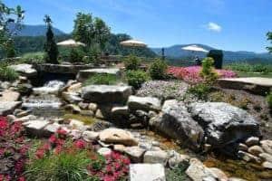 Vista Gardens in Anakeesta