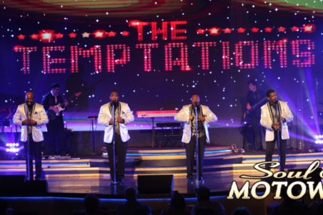Grand Majestic Theater - Soul of Motown