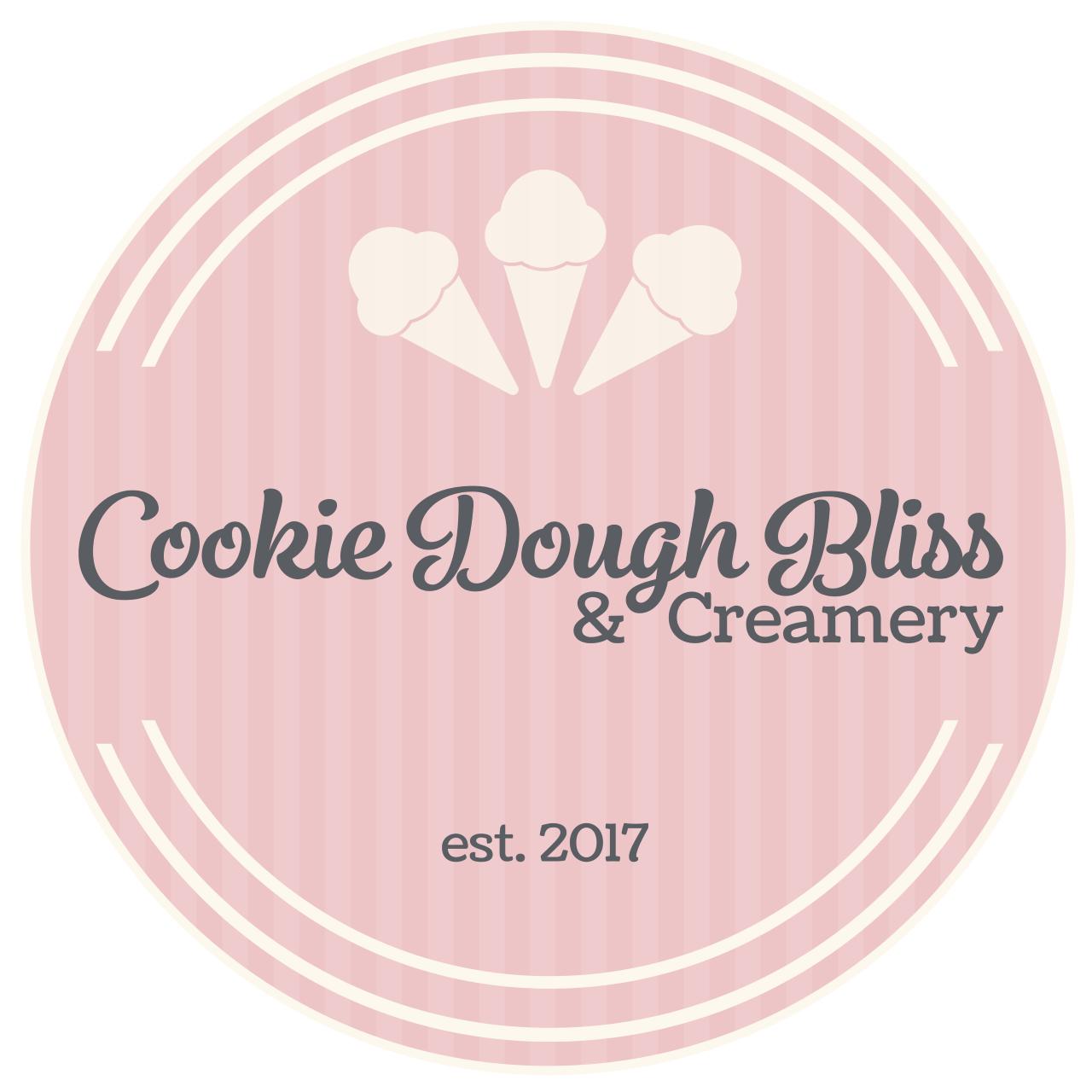 Cookie Dough Bliss & Creamery