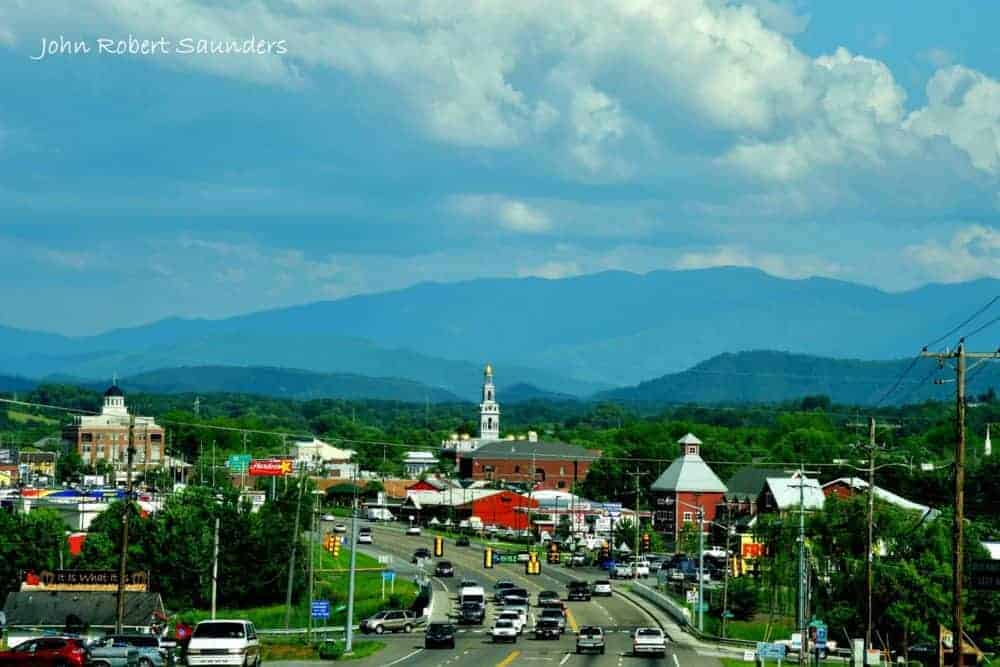 downtown sevierville