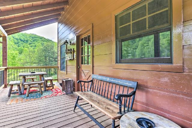 A Sweet Wears Valley Cabin Retreat!