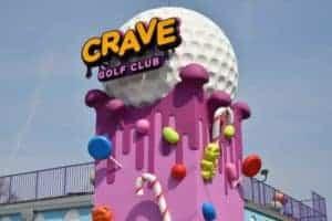 crave golf course