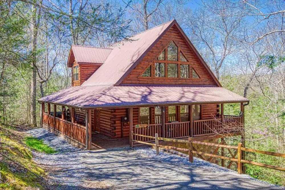 shamrock lodge aunt bug's cabin rentals pigeon forge cabin